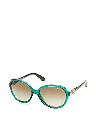 Vogue Sonnenbrille 2916SB_22668E-58 (58 mm) grün