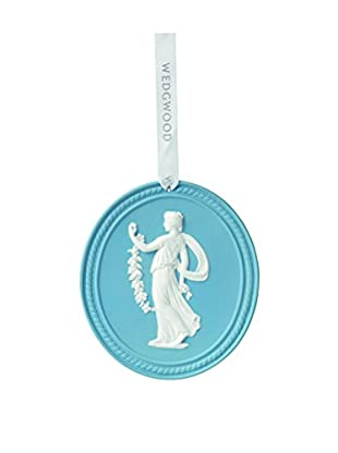 Wedgwood Annual Ornament 2015, Blue