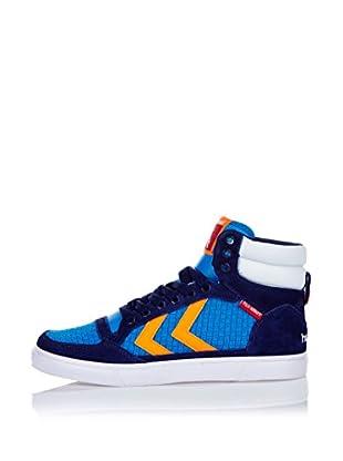 Hummel Sneaker Stadil Fly Shot Hg (blau)