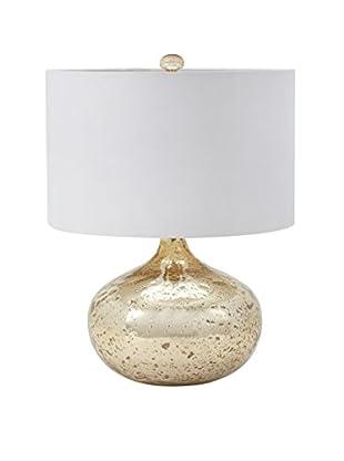 Artistic Lighting Table Lamp, Gold Mercury