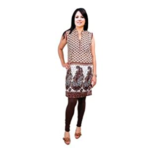 ITKA Combo of 5 Kurties & Leggings
