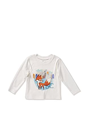 nyani Camiseta Manga Larga Fox Boys