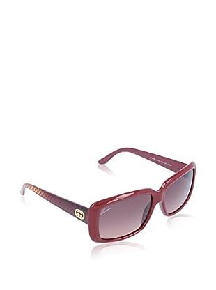 Gucci Sonnenbrille 3575/SDZWA6 bordeaux