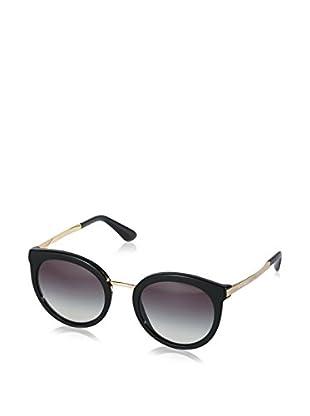 Dolce & Gabbana Occhiali da sole 4268 501_8G (52 mm) Nero