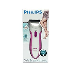 Philips Hp6341 Shaver (White And Purple) Hair Removal Woman Shaver Hp6341