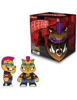 Kidrobot x Teenage Mutant Ninja Turtles Medium Bebop 7 Vinyl Figure