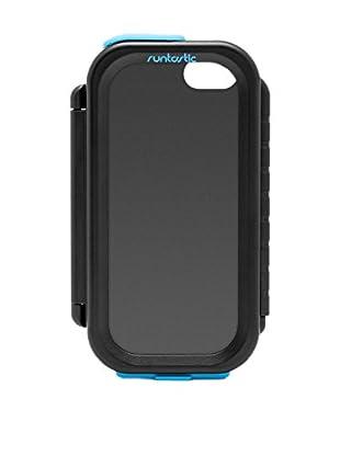 Runtastic iPhone Schutzhülle fürs Fahrrad 4/4S/5/5s/5c RN0377 schwarz