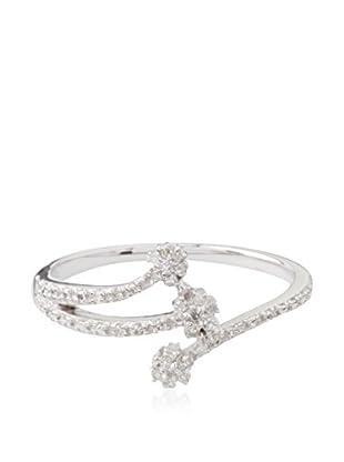 PARIS VENDÔME Ring Trio Précieux Diamants