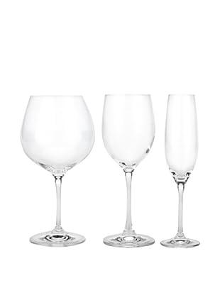 BergHOFF 12-piece Bistro Wine Set, Clear