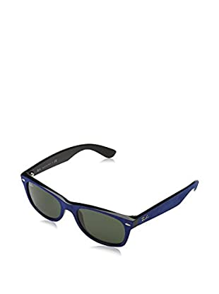 Ray-Ban Gafas de Sol New Wayfarer (58 mm) Azul