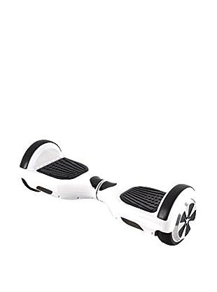 Balance Riders Zweirädrigen Elektroroller Hoverboard S6 weiß