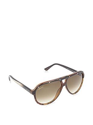 Gucci Sonnenbrille 3720/ S CC HYA (59 mm) havanna