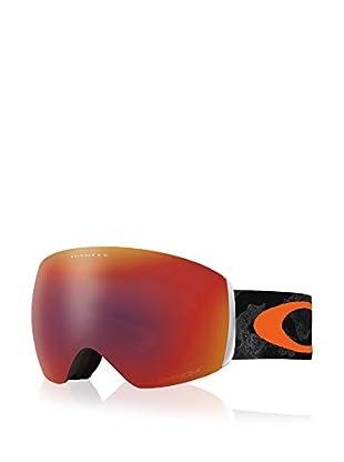 Oakley Máscara de Esquí Flight Deck Mod. 7050 Sun Camo Naranja