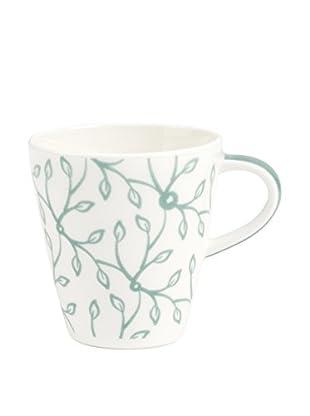 Villeroy & Boch Set Taza Moka 4 Uds. Caffe Club Floral Peppermint