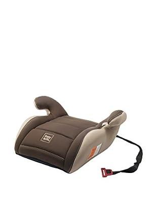 Babyauto Kinder Sitzerhöhung Orrua Plus Gruppe 2-3 kaffee