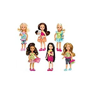 Barbie Chelsea Doll & Friends Assortment