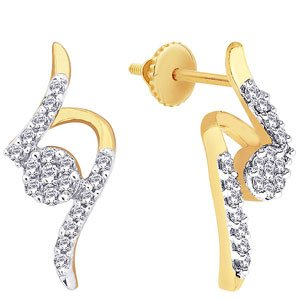 Gili Diamond Earring PEM590