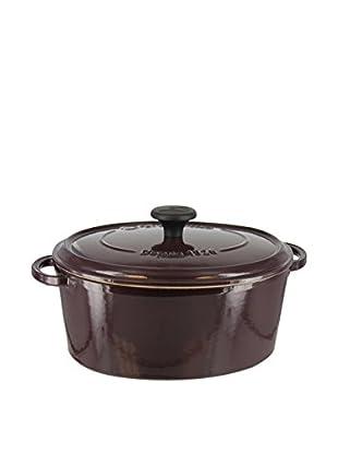Fontignac Cast Iron Dutch Oven (Aubergine)