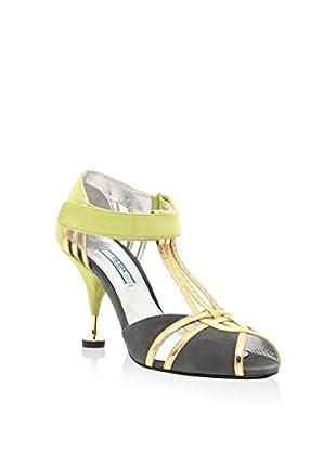 Prada Sandalo Con Tacco