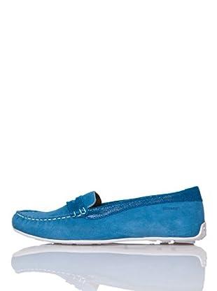 Sebago Mocasines Lucerne (Azul)