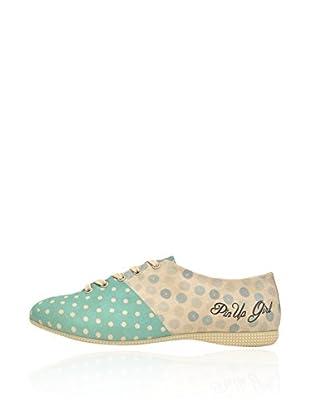 DOGO Zapatos de cordones Pin Up Girl