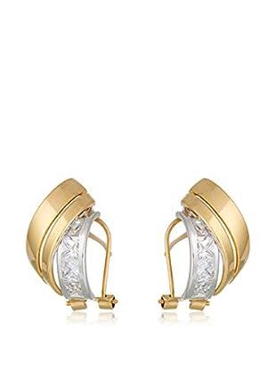 Gold & Diamonds Orecchini oro giallo 18 Kt