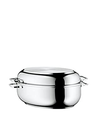 WMF Stainless Steel Roasting Pan, Stainless Steel Grey