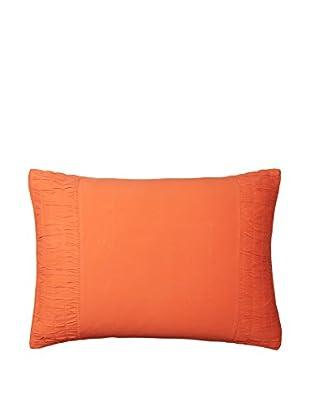 lazybones Rosette Standard Pillowcases, Papaya