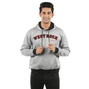 West Rock Men's Sweatshirt - Grey