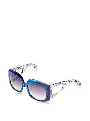 Pucci Sonnenbrille EP681S (55 mm) himmelblau