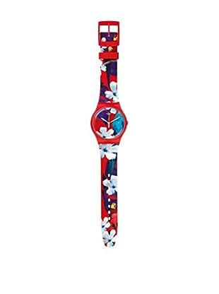 Swatch Reloj de cuarzo Unisex Mister Parrot  41 mm