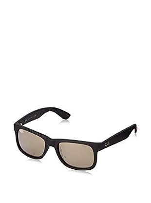 Ray-Ban Sonnenbrille Justin 4165-622/ 5A (51 mm) schwarz