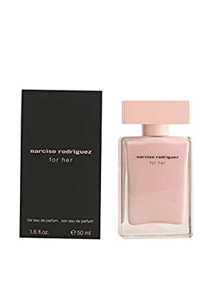 Narciso Rodriguez Damen Eau de Parfum For Her 50.0 ml, Preis/100 ml: 129.98 EUR