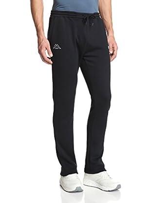 Kappa Men's Straight Leg Fleece Regular Fit Pants