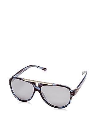 Guess Occhiali da sole GU 6739 (61 mm) Vinaccia/Azzurro