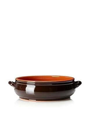 COLI Round Cazula Baker Pot (Brown)