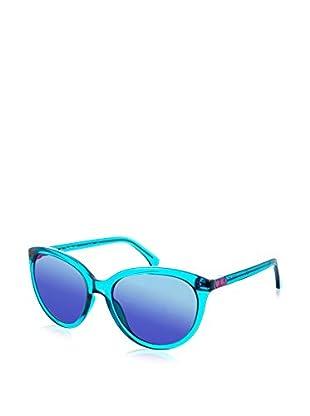 Calvin Klein Sonnenbrille CKJ752S-418 (56 mm) blau