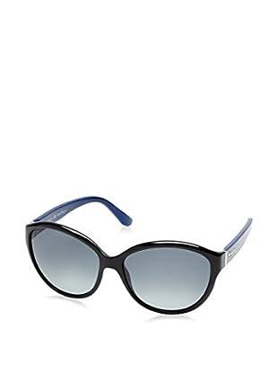Ferragamo Sonnenbrille 717S_011 (58 mm) schwarz/blau
