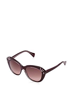 Alexander McQueen Gafas de Sol AMQ4231/S (53 mm) Morado