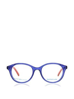 Tommy Hilfiger Gestell 1144-H9T (45 mm) blau/rot