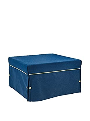 Cribel Puff Cama Morfeo Azul