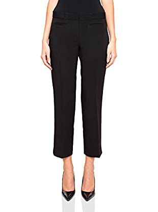 Michael Kors Pantalone Stretch Crop Flare Trousers