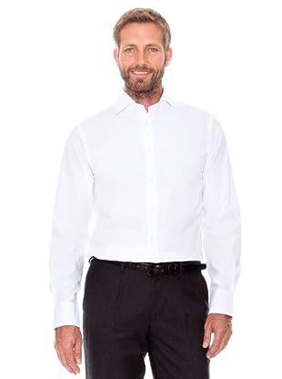 Cortefiel Camisa Vestir (blanco)