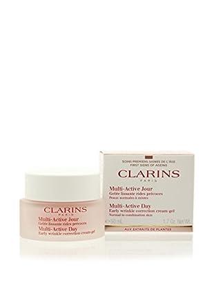 Clarins Multi-Active Day Early Wrinkle Correction Cream-Gel 50 ml. Preis/100ml: 95.9 EUR.