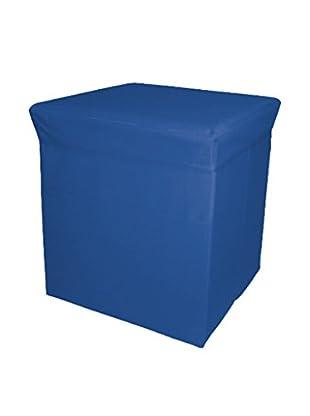 phoenix home Aufbewahrungsbox blau