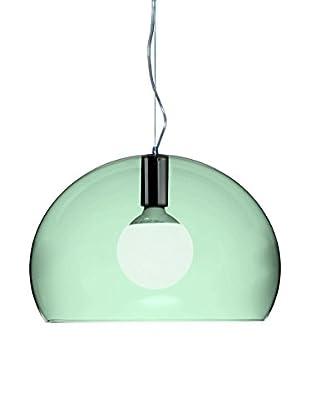 Kartell Pendelleuchte LED Fl/Y Small grün