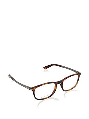 GUCCI Gestell 11128E252 (52 mm) havanna