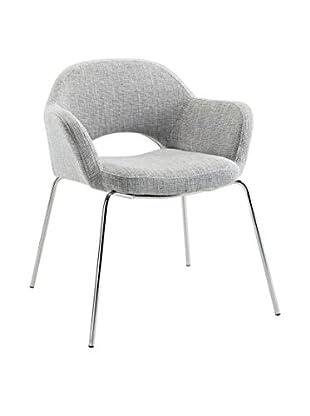 Modway Cordelia Dining Arm Chair (Light Grey)