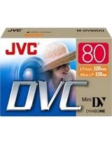 JVC Mdv80Du 80-Minute Mini Digital Video Tape (Discontinued by Manufacturer)