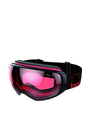 BOLLE Máscara de Esquí Virtuose Double Lens Negro / Rosa